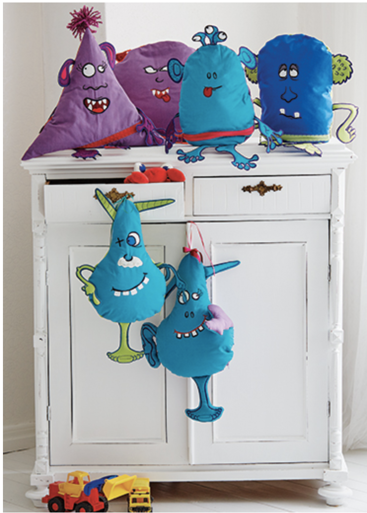 Monster Fun Collection #291