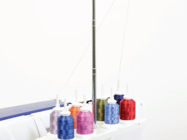 Eight Spool Thread Rack