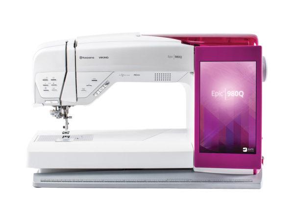 EPIC 980Q Sewing Machine
