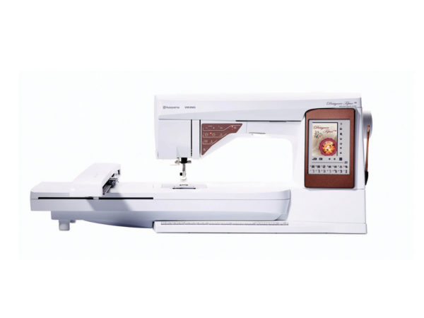 Designer Topaz 50 Embroidery and Sewing Machine