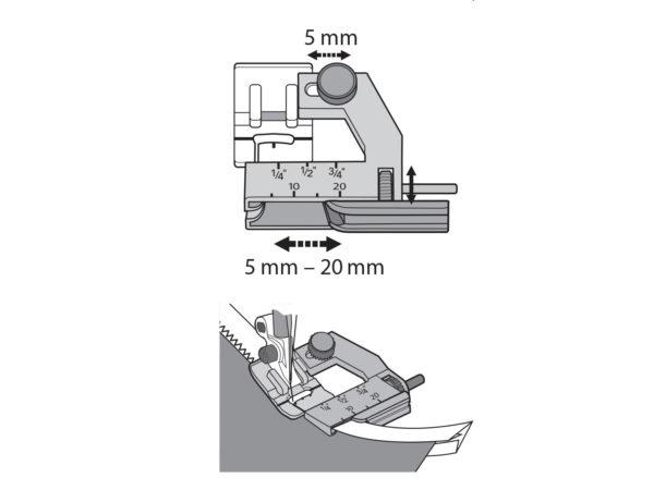 Adjustable-Bias-Binder-Illustration
