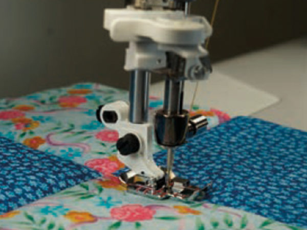 Adjustable Stitch-In-Ditch Foot