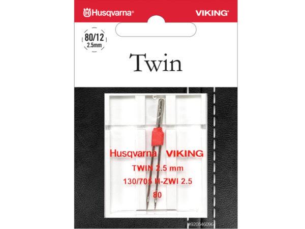 Twin Needle 2.5mm