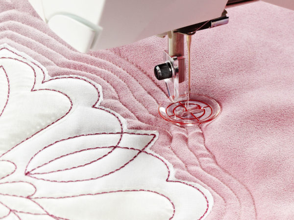 Free Motion Echo Quilting Foot